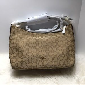 Coach F58284 Brown East West Celeste Convertible